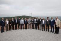 FEVZI KıLıÇ - Entegre Katı Atık Yönetimi Projesi'nin Temel Atma Töreni Gerçekleşti