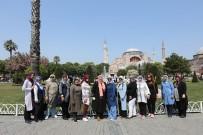 EMINE YıLDıRıM - Fatma Şahin 12 Kadının 'Uçakla Yolculuk' Hayalini Gerçekleştirdi