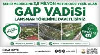 OTOBÜS TERMİNALİ - GAP Vadisi Lansman Töreni Düzenlenecek