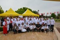 FATMA ŞAHIN - Gastronomi Kentinde Ulusal Yemek Yarışması