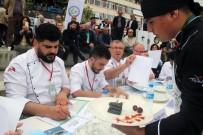 GIRESUN ÜNIVERSITESI - Giresun'un Vejetaryen Mutfağı Yarıştı