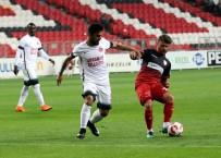 VOLKAN NARINÇ - Gol Düellosunda Kazanan Çıkmadı