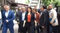 HALKLARIN DEMOKRATİK PARTİSİ - HDP'den Demirtaş İçin Adaylık Başvurusu