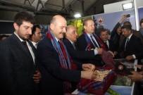 YÜCEL YAVUZ - İçişleri Bakanı Soylu'dan Fındık Tanıtımına Destek
