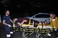 İnegöl'de Kaza Açıklaması 6 Yaralı