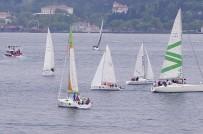 CAMBRIDGE - İstanbul Boğazı'nda 'BAU Sailing Cup' Rüzgarı Esti