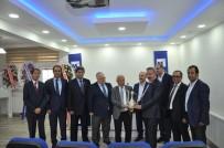 SERBEST MUHASEBECİLER - Kars-Iğdır-Ardahan SMMM Bölge Odası'nın Açılışını Devlet Eski Bakanı Masum Türker Yaptı