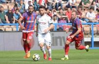 ÖZGÜR YANKAYA - Konya Karabük'ü tek golle geçti
