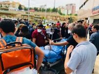 TATBIKAT - Mardin Devlet Hastanesinde Yangın Tatbikatı