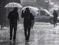 MARMARA BÖLGESI - Marmara'da sıcaklıklar azalacak