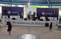 ABDÜLHAMİD HAN - Marmara Üniversitesi 'Mezunlarla Bahar Şenliği' Başladı