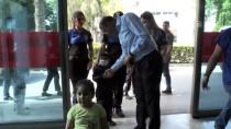 ATALAN - Minik Ayaz İlik Nakli Olacağı Hastaneye Polis Eskortuyla Gitti
