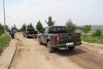 MERCEDES - Otomobil Devinin Yeni Aracı Diyarbakır'da Görücüye Çıktı