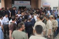 ŞIRNAK VALİSİ - Piknikteki öğrencilere yıldırım çarptı: 12 yaralı