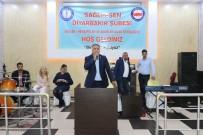 Sağlık-Sen Diyarbakır Şubesi Kadınları Unutmadı