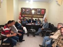 SıNıF ÖĞRETMENLIĞI - Şanlıurfa'da Erkek Milletvekili Aday Adaylarına Dişli Rakip