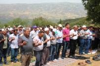 YAĞMUR DUASI - Sarıgöl'de Çiftçiler Yağmur Duasına Çıktı
