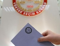 SIYASI PARTILER KANUNU - Seçim ittifakında yarın son gün