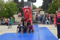 RAMAZAN YıLMAZ - Sinop'ta Spor Sokağa İndi