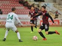ÖZGÜÇ TÜRKALP - Spor Toto 1. Lig Açıklaması Boluspor Açıklaması 1 - Denizlispor Açıklaması 0