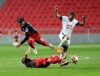 ALPER ULUSOY - Spor Toto 1. Lig Açıklaması Samsunspor Açıklaması 3 - Ümraniyespor Açıklaması 3