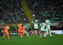 CEYHUN GÜLSELAM - Spor Toto Süper Lig Açıklaması A. Alanyaspor Açıklaması 1 - Osmanlıspor Açıklaması 0 (İlk Yarı)