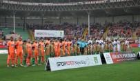CEYHUN GÜLSELAM - Spor Toto Süper Lig Açıklaması A. Alanyaspor Açıklaması 1 - Osmanlıspor Açıklaması 1 (Maç Sonucu)