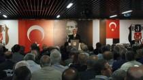 CENGIZ ZÜLFIKAROĞLU - Tevfik Yamantürk Açıklaması 'Beşiktaş, Türk Futbolunun 'Kutup Yıldızı'dır'