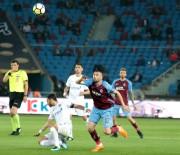 MEHMET CEM HANOĞLU - Trabzon'da 7 Gol, 2 Kırmızı Kart