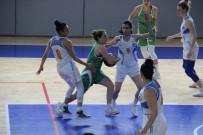 HOUSTON - Türkiye Kadınlar Basketbol Ligi Açıklaması Elazığ İl Özel İdare Açıklaması 50 - Kırçiçeği Bodrum Basketbol Açıklaması 46