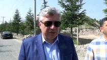 SALIM DEMIR - Uşak Karma OSB'de Çamur Depolama Alanında Çökme