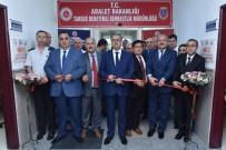 DENETİMLİ SERBESTLİK - Vali Su, 'Hayat İçin Değişim' Projesinin Açılışına Katıldı