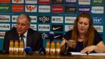 SINAN GÜLER - Zeljko Obradovic Açıklaması 'İkinci Yarıda Daha İyi Oynadık'