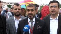 Yok Artık - 15 Temmuz Gazileri AK Parti'nin Kongresine Katılmak İçin Sinan Erdem'e Geldi