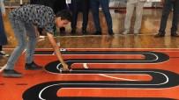 ROBOT YARIŞMASI - Adıyaman'da Robotlar Kıyasıya Yarıştı