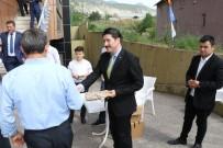 ÇATALCAM - AK Parti Milletvekili Aday Adayı Çatalçam Kahve Dağıttı