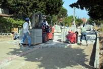 OTOBÜS DURAĞI - Aliağa'nın Dış Mahallelerine Belediye Eli