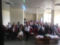 EDREMİT KÖRFEZİ - Balıkesir Kıyı Alanlarının Sorunları Ve Çözüm Önerileri Burhaniye'deki Çalıştayda Masaya Yatırıldı