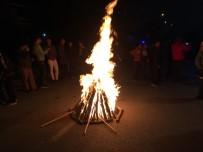 HÜSNÜ ŞENLENDİRİCİ - Başakşehir Hıdırellez'i Coşkuyla Kutladı