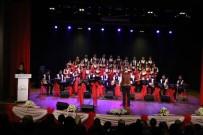 BATMAN BELEDIYESI - Batman'da 'Türkü'nün Yedi Rengi' Konseri