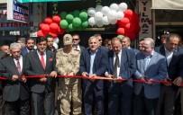 YABANCI TURİST - Burukiler Sosyal Kültürel Yardımlaşma Ve Dayanışma Derneği Açıldı
