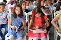 HAYDAR ERGÜLEN - Çocuklar Şairlerle Buluştu