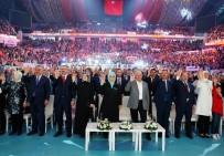 BÜROKRATİK OLİGARŞİ - Cumhurbaşkanı Erdoğan, AK Parti Seçim Manifestosunu Açıkladı (4)