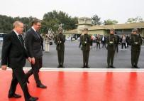 DOSTLUK KÖPRÜSÜ - Cumhurbaşkanı Erdoğan, Sırbistan Cumhurbaşkanı Vucic'i Resmi Törenle Karşıladı