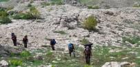 NEMRUT - Dağcılar Gerger Dağlarında Kamp Kurdu