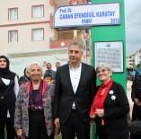 BİLİM ADAMI - Elazığ'da Canan Karatay'ın İsmi Parka Verildi