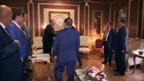 ADALET BAKANI - Erbil'de Türkiye-Irak Ticaret Forumu Düzenlendi