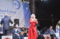 ADALET BAKANI - Ersoy Ve Tuncer'den Türkmen Adaylara Destek Konseri