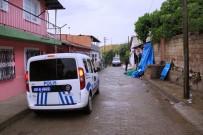 DAĞITIM ŞİRKETİ - Fırtınada Elektrik Telinin Kopmasıyla Akıma Kapılan Şahıs Yaralandı