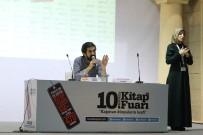 İBADET - Gazeteci-Yazar Serdar Tuncer, Hayranları İle Kcoaeli Kitap Fuarı'nda Buluştu